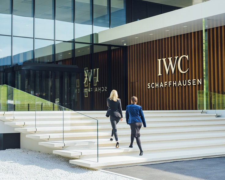 The IWC headquarters, located in Schaffhausen about 40 minutes north of Zurich, offers full-day tours of the museum and watchmaking operation.