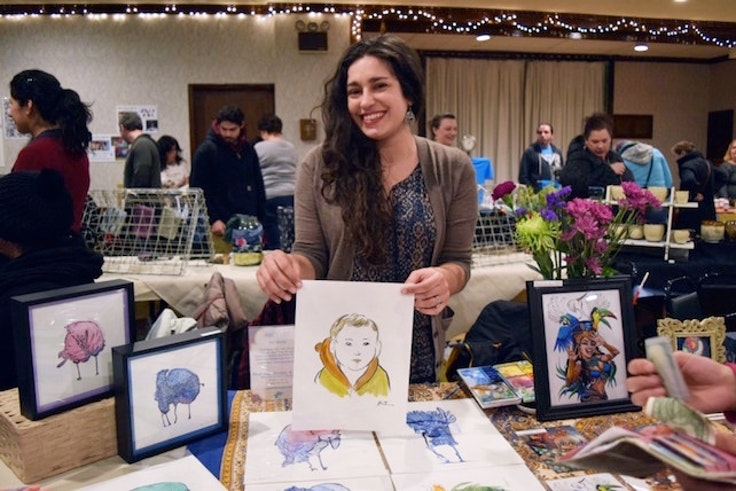 Ridgewood Market Winter Holiday Bazaar