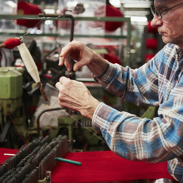 How Woolrich, the Oldest Woolen Mill in the U S , Expanded Beyond