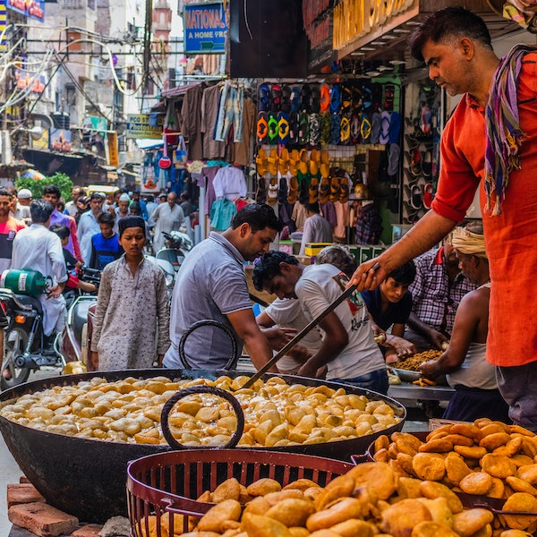 An Intimate Street Food Tour Is the Best Way to Get an Authentic Taste of Delhi