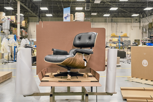 Take a Trip to the Midwestern Birthplace of Eames Furniture