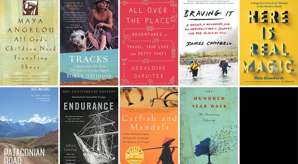 True Tales of Adventure to Inspire Your Next Epic Trip