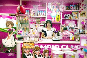The Unconventional World of Tokyo's Cosplay Cafés