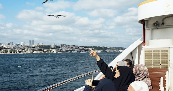 In Istanbul, Exploring Both Sides of the Bosphorus