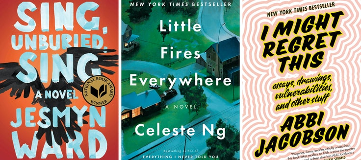 New and classic books make the list of best reads from across the United States