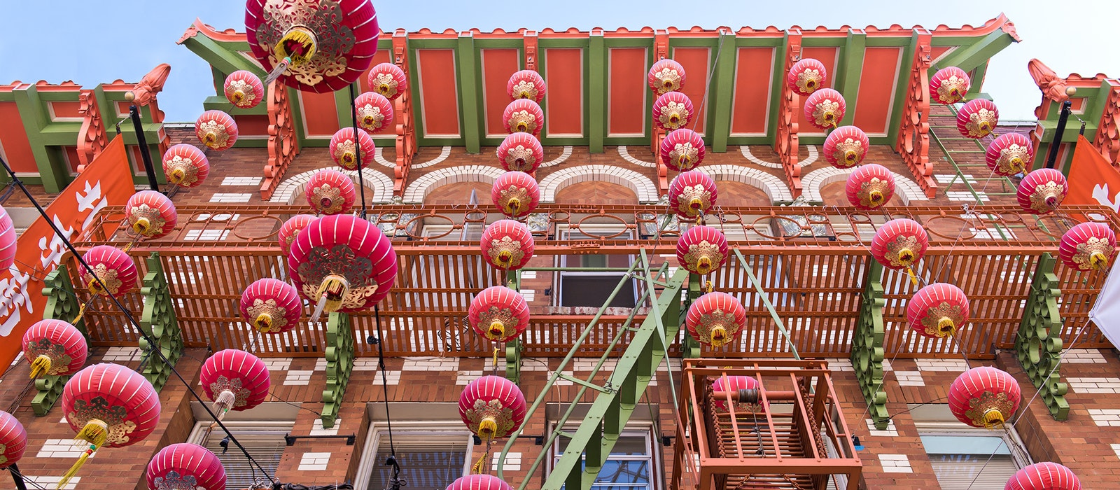 San Francisco's month-long Chinese New Year celebration culminates with a parade each winter.