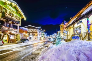 The Sweetest Small Towns in the U.S. to Visit This Winter