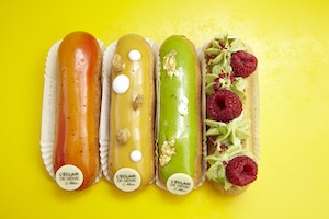 How the Classic Éclair Got a Major Modern Makeover
