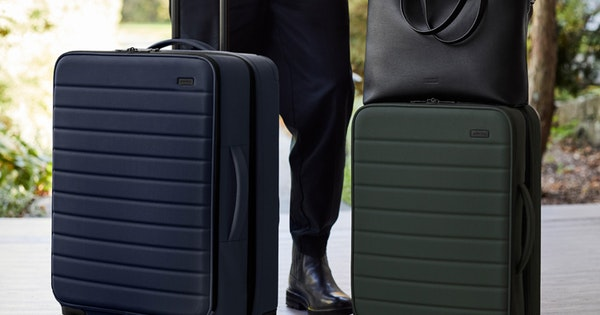 """Away's Soft-Sided """"The Expandables"""" Luggage Collection Is Perfect for Overpackers"""