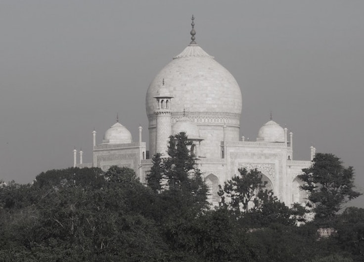 The mysterious side of the Taj Mahal