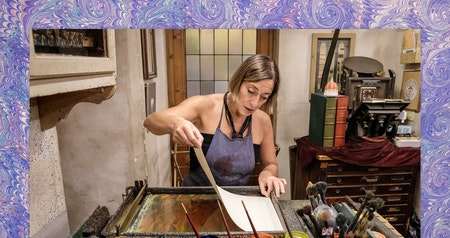 Meet the Artisans Keeping Tuscany's Bookmaking Culture Alive