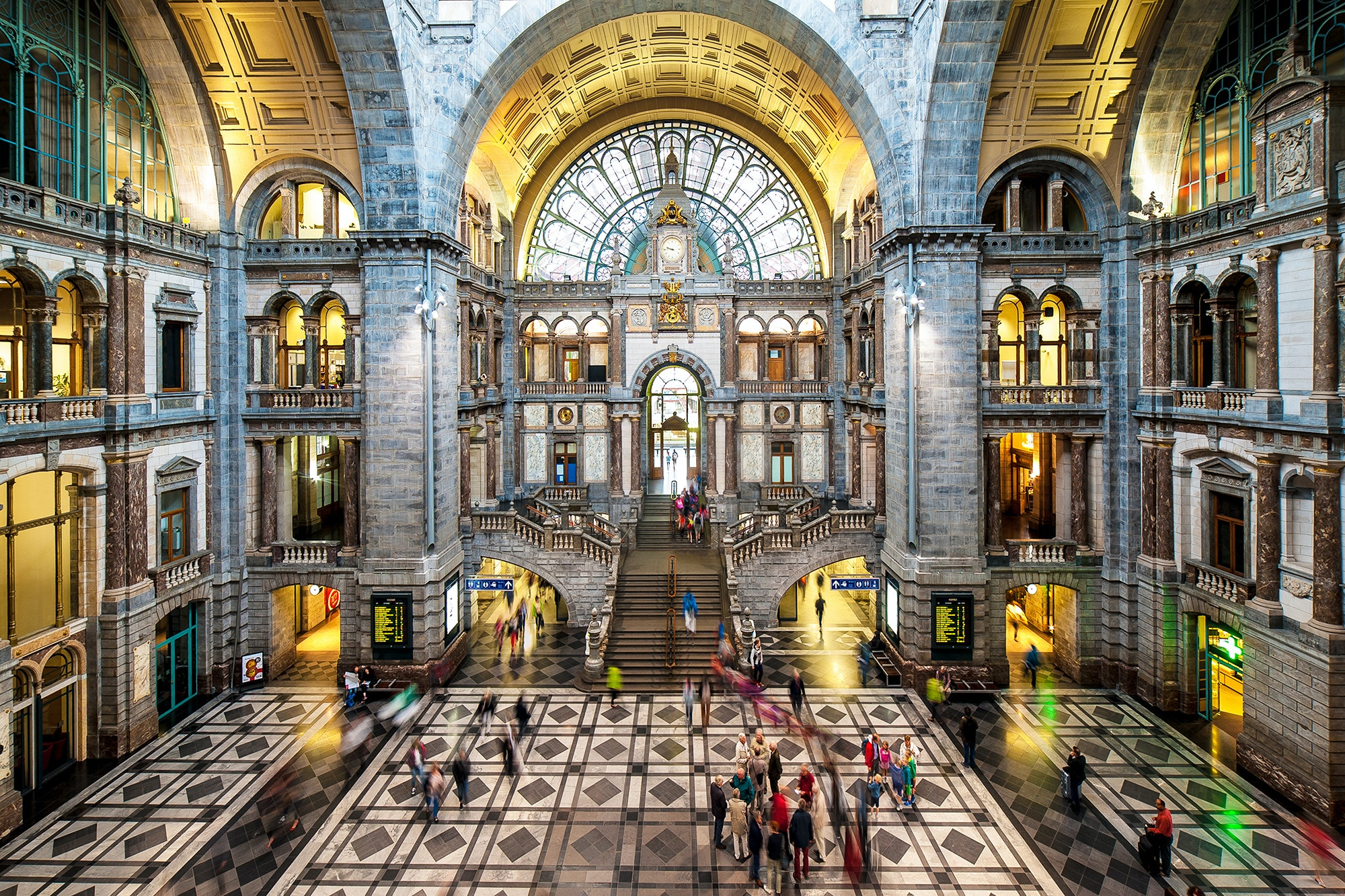 Europe's Most Magnificent Train Stations—and the Rails to Ride to Visit Them