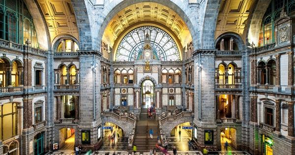 The Most Beautiful Train Stations in Europe