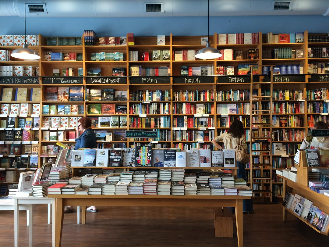 The Best Independent Bookstores in the United States