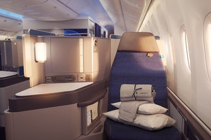 5 Reasons We're Digging United's New Business Class