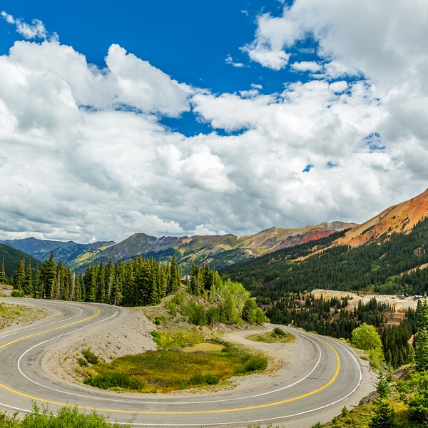 Cascading Waterfalls and Craggy Peaks: The Ultimate Southwestern Colorado Road Trip