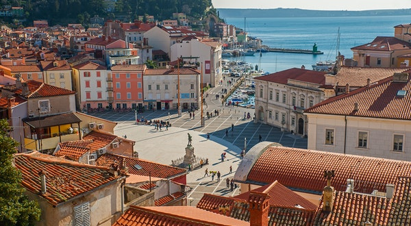 For Croatia Without the Crowds, Head to the Slovenian Riviera