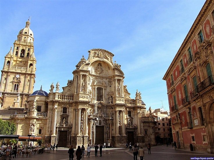You can get great hotel deals with your points in memorable, less-touristy spots like Murcia, Spain.