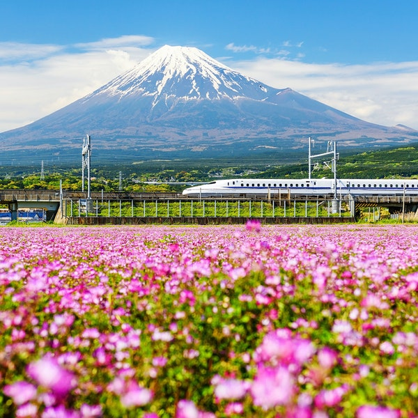 The Most Beautiful Train Rides to Take This Spring