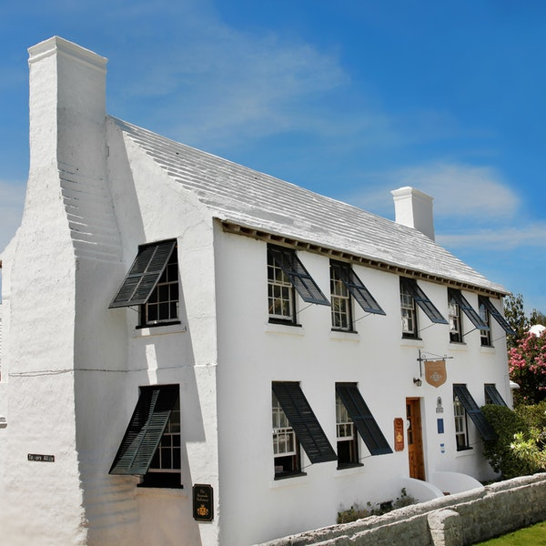 Why Bermuda's Perfume House Is So Historic—and Unique