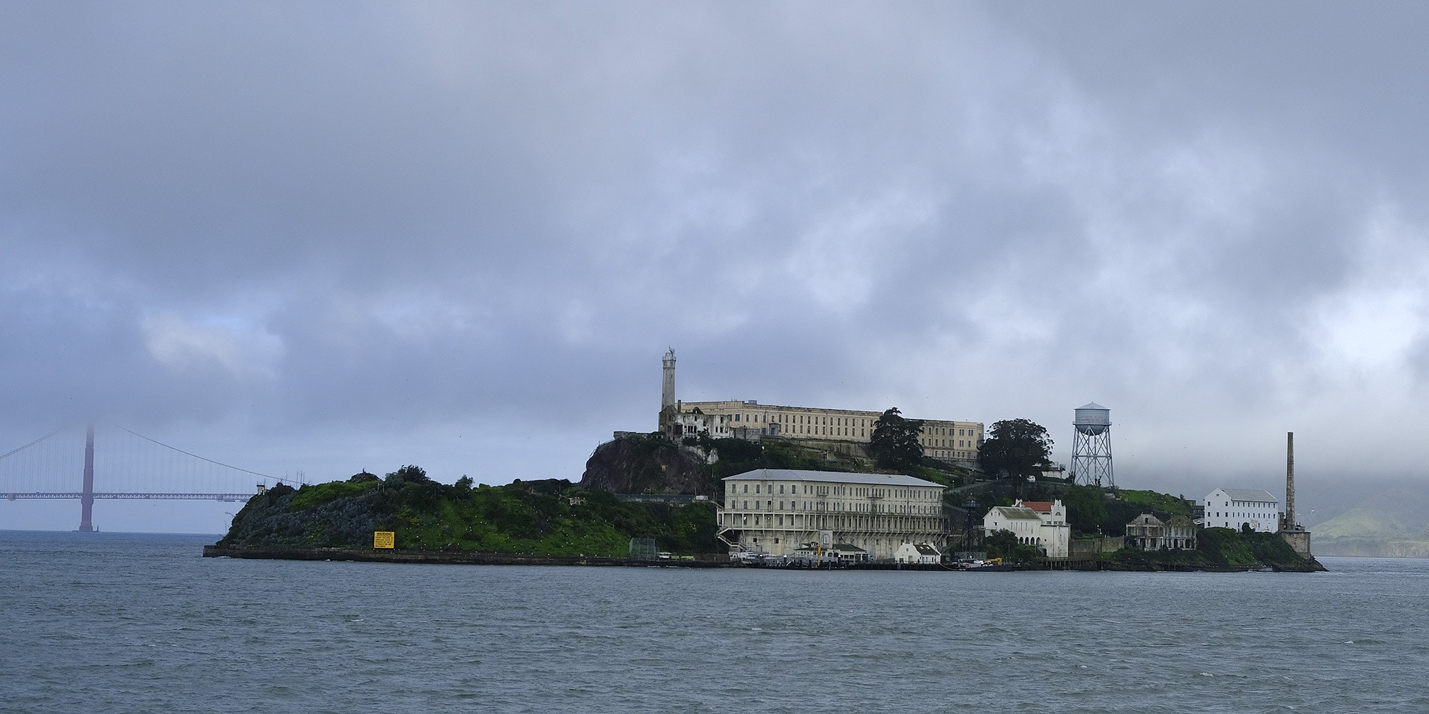 Hidden Tunnels and Civil War–Era Buildings Found Below Alcatraz Prison
