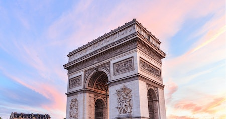 "Paris's Arc de Triomphe Will Get ""Wrapped"" in September 2021"