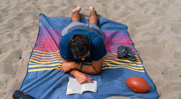 12 Best Beach Blankets to Pack for Socially Distanced Summer Trips