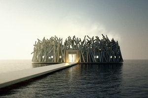 A Floating Hotel and Spa Will Open in Sweden This Year