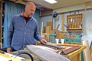 Interview with Bill Erickson, Pike Place Market's Longboard Craftsman