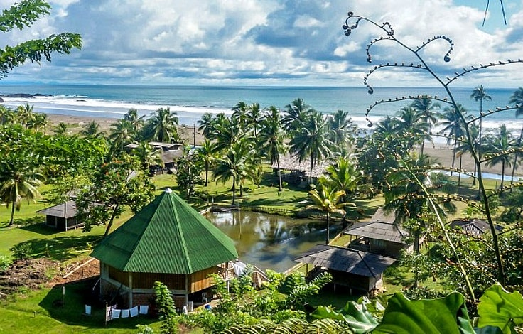 The Pacific Coast of Colombia