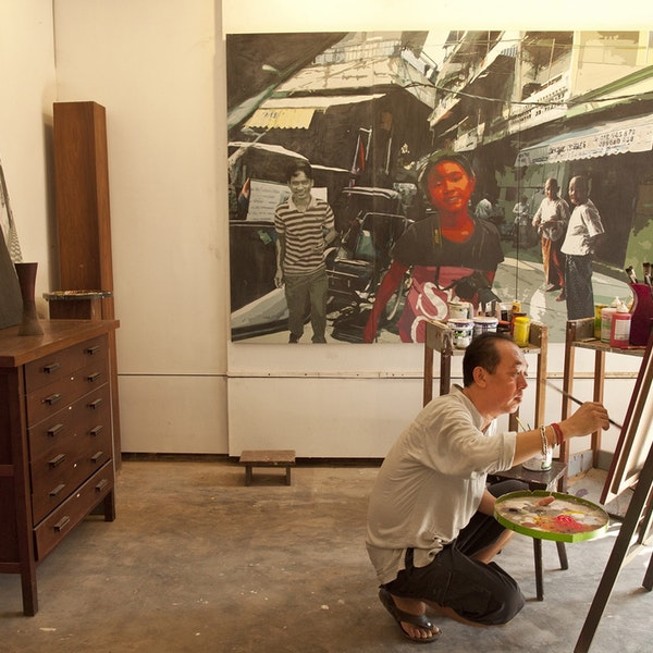 Tourism Beyond Temples: Cambodia's Contemporary Art Scene Is on the Rise