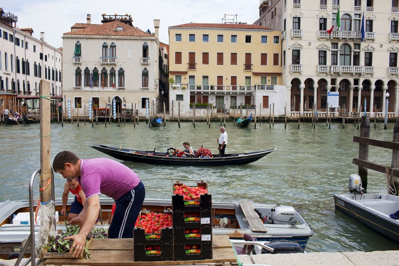 What It's Like to Visit Venice With Teenagers