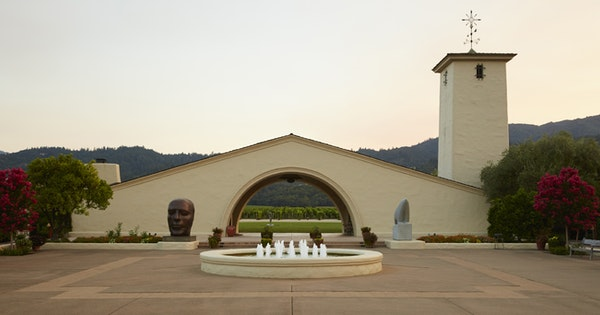America's Best Vineyard: What It's Like to Do a Wine Tasting at Robert Mondavi Winery