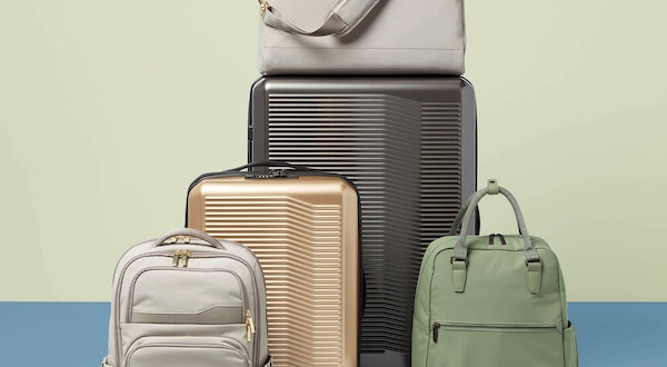 Target's Stylish New Luggage Line Is All Priced $180 or Less