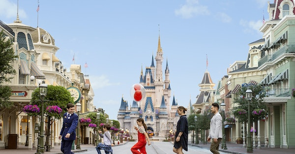 Luxury and VIP Experiences at Walt Disney World Resort