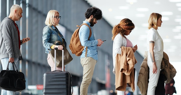 Why Airlines Can't Fix the Boarding Process