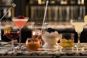 5 of Mexico City's Best Cocktail Bars