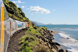 New Zealand's Most Beautiful Train Ride Is Reopening in December