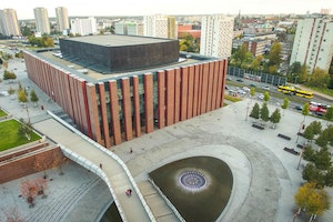 Poland's Most Exciting New Cultural Hub Is All About Post-Soviet Street Art and Design