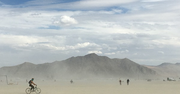 Is Burning Man Changing?