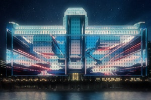 The World's Largest Digital Art Projection Is Coming to the U.S.