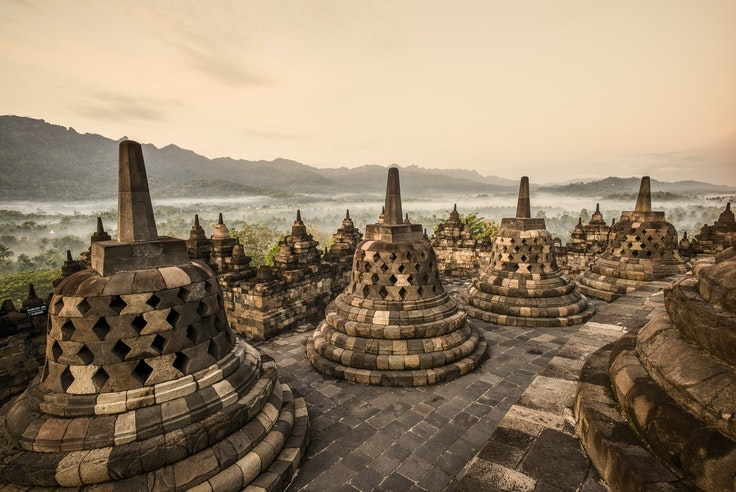 The Borobudur temple complex, a UNESCO World Heritage site, is among the places the Indonesian government wants to make more easily accessible to travelers.