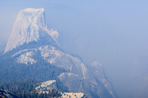 Yosemite Valley Is Closed Indefinitely Due to Wildfire