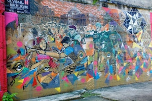 Photo Essay: Street Art Activism in San Juan