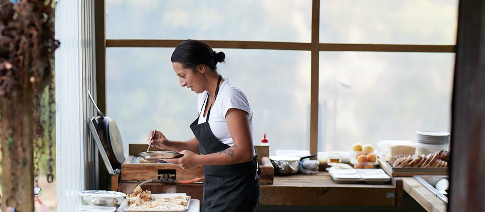 Monique Fiso is one of the talented chefs bringing international recognition to New Zealand's traditional culinary style.