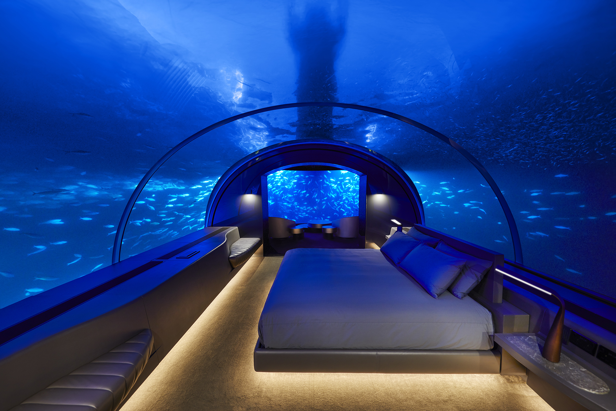 The 5 Best Underwater Hotels in the World