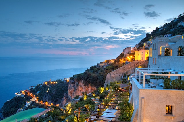 This Is the Secret to Enjoying the Amalfi Coast