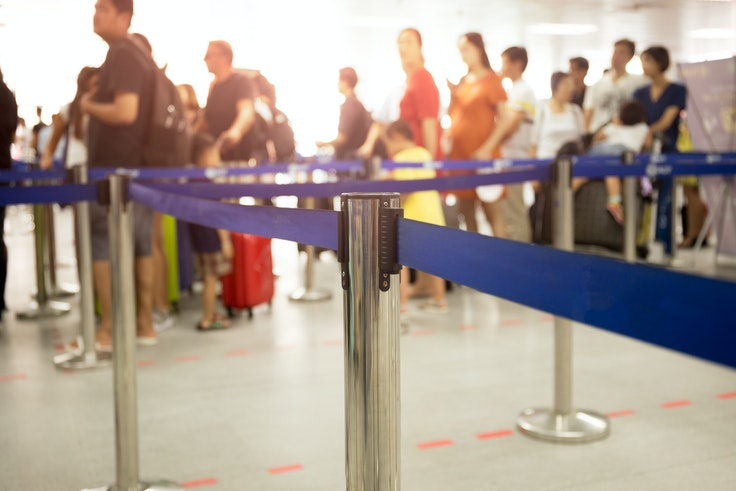 TSA PreCheck members may soon be able to get through security using biometric screening technology.