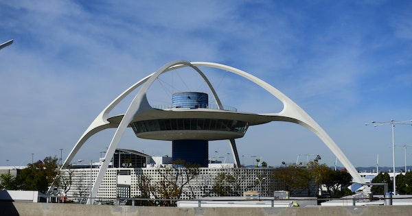 LAX Might Be Next to Turn a 1960s Building Into Part of an Airport Hotel