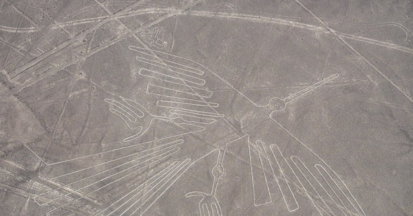 143 New Nazca Lines Discovered by Researchers in Peru